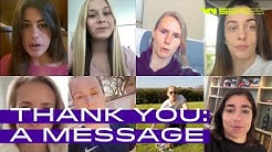 Thank you: A message from W Series Drivers