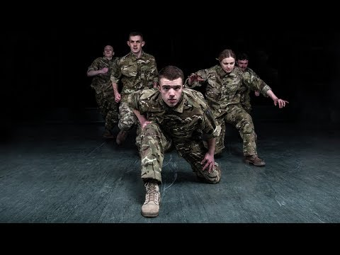 Rosie Kay Dance Company 5 Soldiers – Live Stream