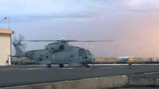 Elicottero EH 101 Marina Militare
