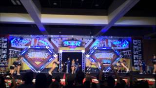 California Allstars Smoed 2014 (Spirit Sports Day 2)