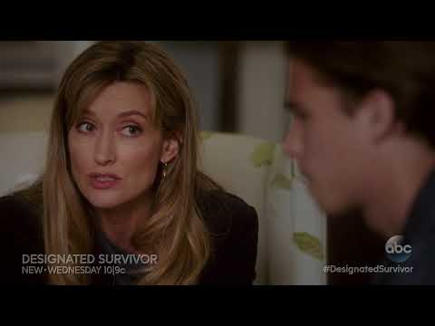 First Son - Designated Survivor Sneak Peek