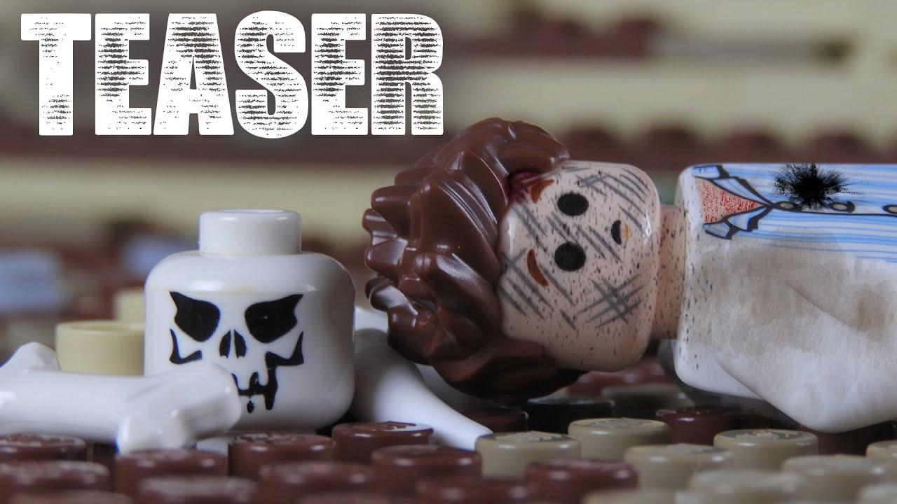 Clone Wars Memoir Chapter 2 TEASER! - Lego Star Wars Stop motion