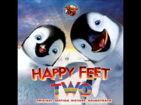 Happy Feet Two Soundtrack - 8: Under Pressure /...