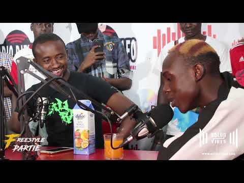 Mali Rap Freestyle Party - Warkane et Mama Le Succès #Radio_Djekafo