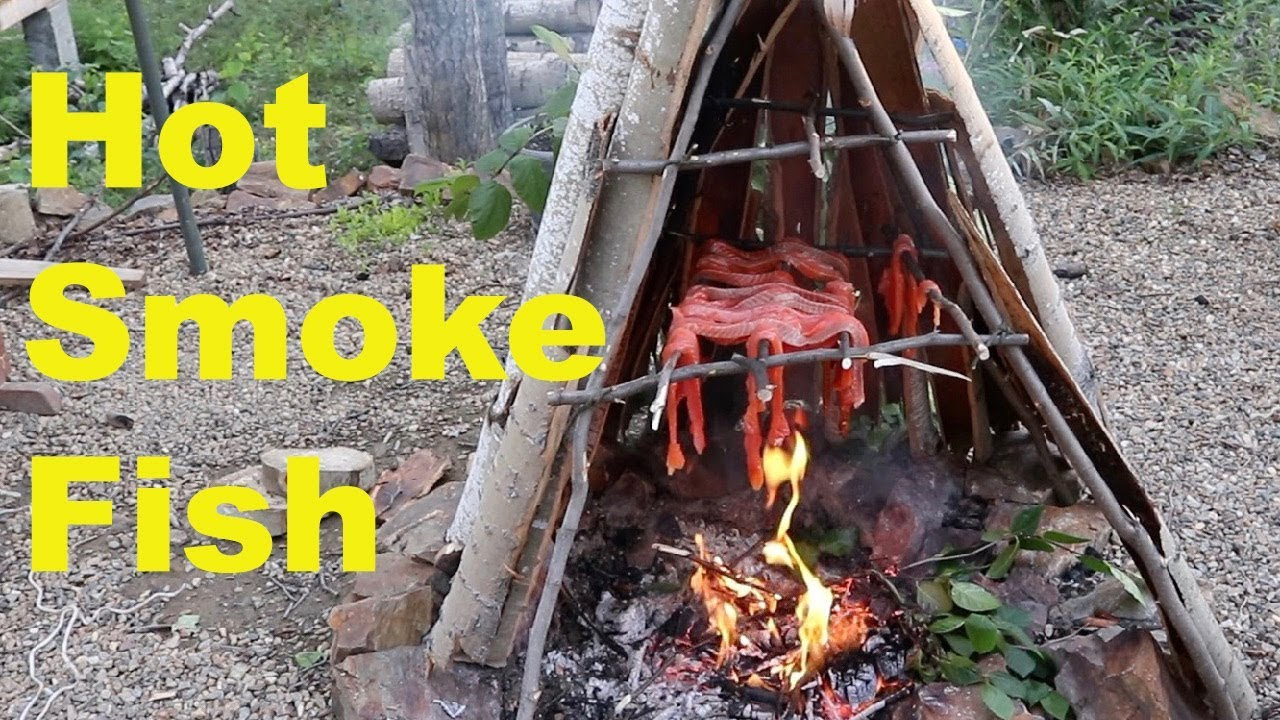 how to smoke fish on bbq