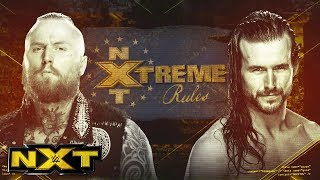 Aleister Black and Adam Cole's rivalry turns extreme at TakeOver: WWE NXT, Jan. 24, 2018