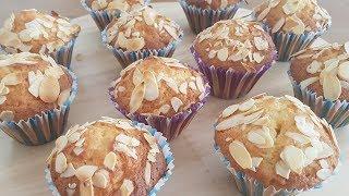 Bademli Muffin Tarifi