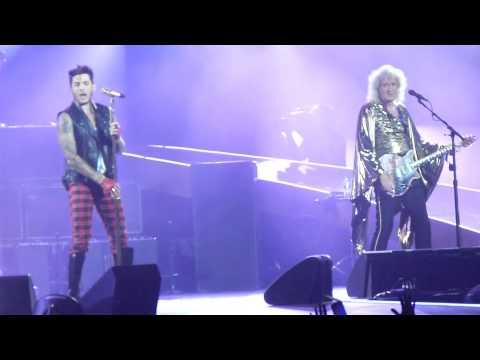 Queen + Adam Lambert - Radio Ga Ga - Porto Alegre - September 21th
