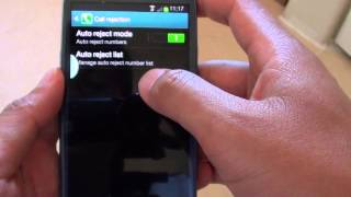 Samsung Galaxy S3: How to Block a Phone Number(A simple video tutorial showing you how to block a phone number on the Samsung Galaxy S3. So you have a sales person keep annoying you with their call, ..., 2013-02-10T05:50:18.000Z)