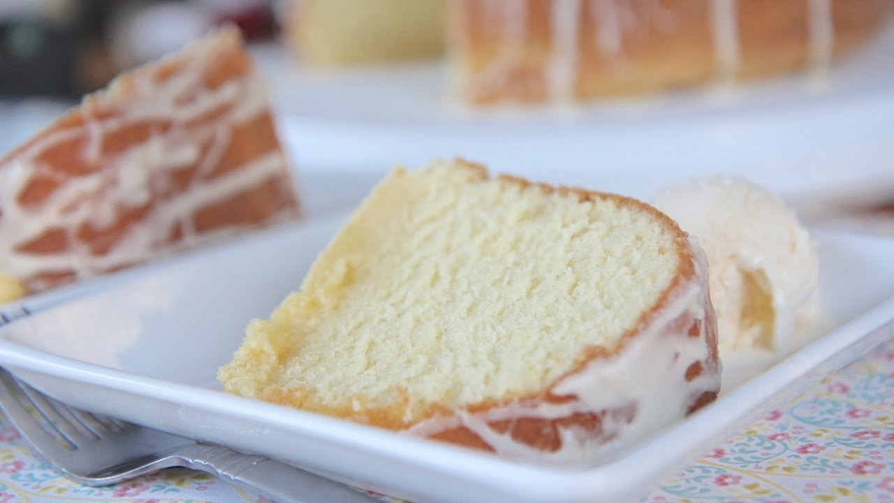 Southern Pound Cake Youtube