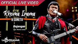 Rhoma Irama & Soneta - Bujangan (Official Live Video)