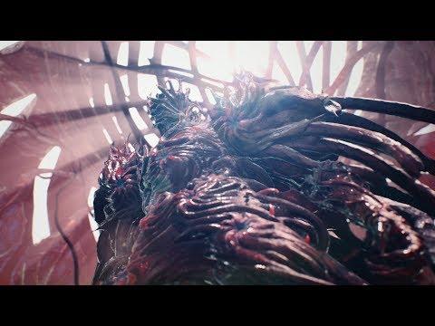 Devil May Cry 5: Nero vs Urizen Boss Fight thumbnail
