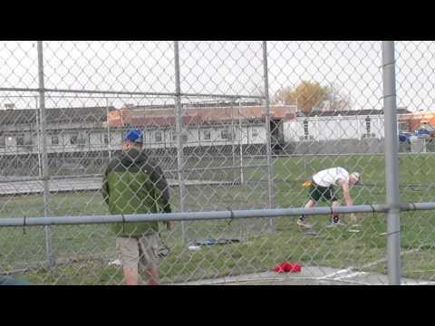 "Great Mills High School junior throws 166'11.5"""