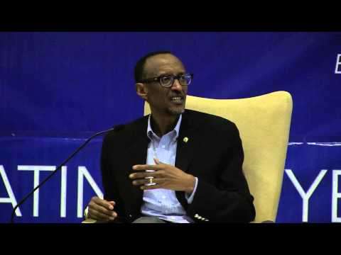 Kwibohora20 - PanAfrican Youth Summit : Conversation with President Kagame - Wednesday, 02 July 2014