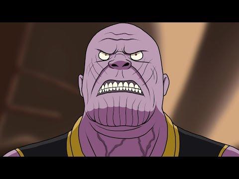 FINITE WAR - Avengers: Infinity War Parody...