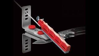 Заточення ножа до бритвеної гостроти Lansky (Ланські) - інструкція по застосуванню. Огляд