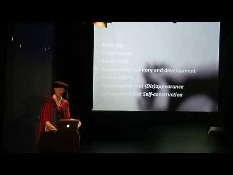 Dance and the Academy: improvisation, (dis)appearance and language - Professor Vida L Midgelow