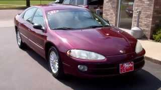2001 Chrysler Intrepid ES