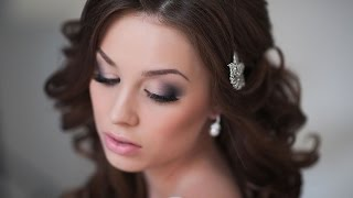 Смотреть видео что сначала делать прическу или макияж