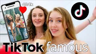 We Tried Becoming TikTok Famous in a Week!