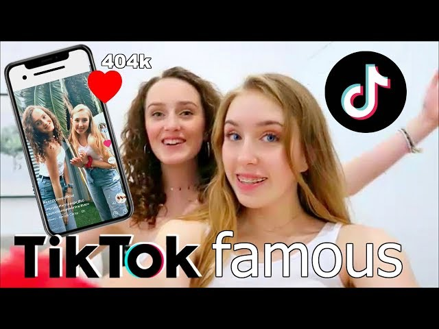 Becoming TikTok Famous in a Week!