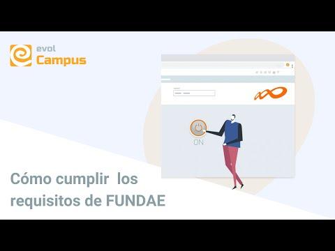 FUNDAE | evolCampus, la plataforma elearning más sencilla (LMS)