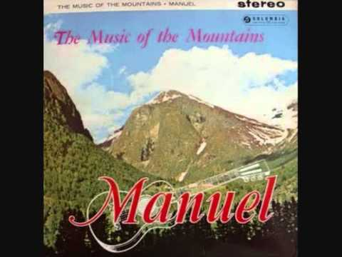 Manuel & The Music of the Mountains  Mexican Hat Dance 1960
