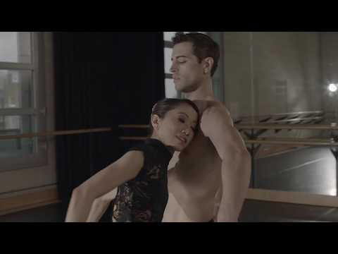 English National Ballet--Reinterpreted, again. Mary's Theme (This Way Mary) by John Barry