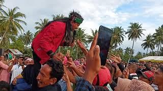 Poey Sting dapat sambutan luarbiasa di Tanjung Batu Kepulauan Karimon Indonesia