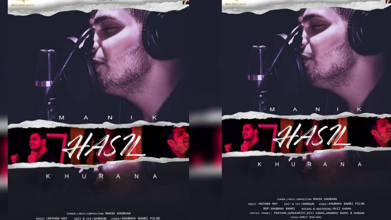 HASIL | MANIK KHURANA | MATHEW MAY | ANUBHAV BAHRI FILMS | KING ENTERTAINMENT TV