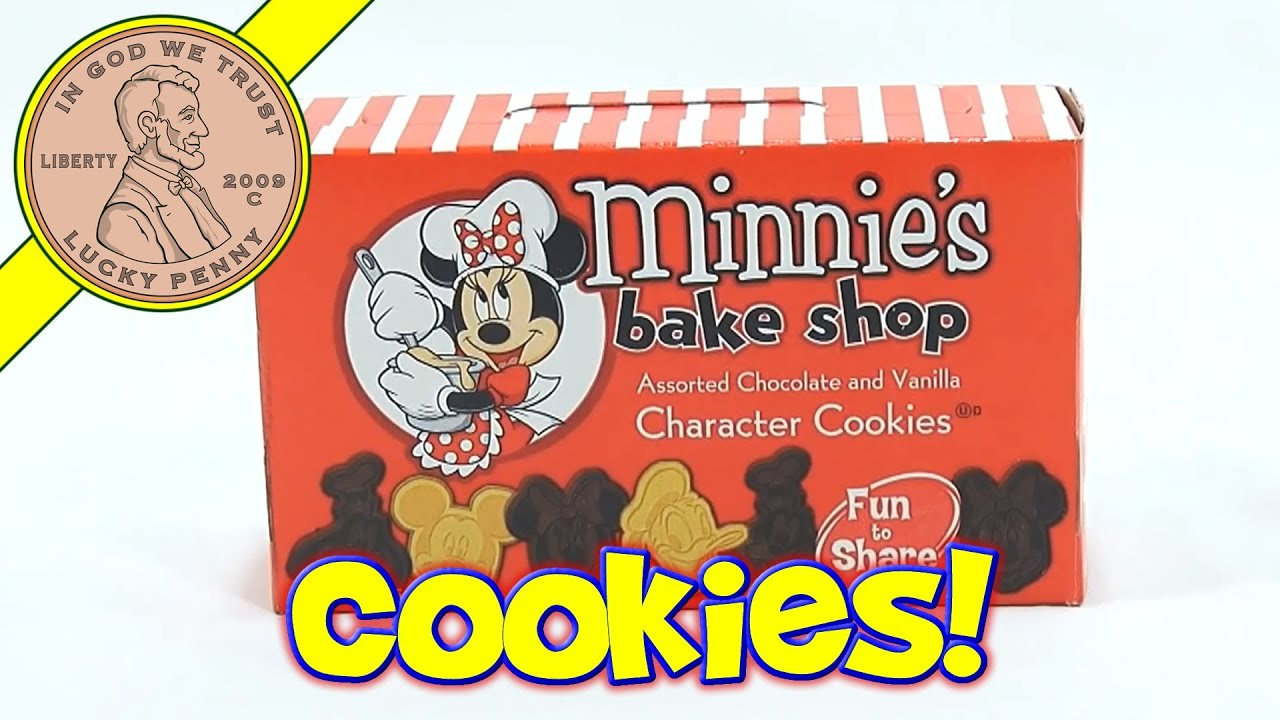 how to make minnie mouse sugar cookies