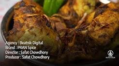 Pran Spice Chicken Roast Recipe Video