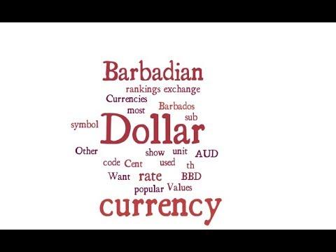 Barbadian Currency - Dollar