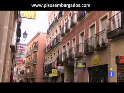 Pisos embargados en España