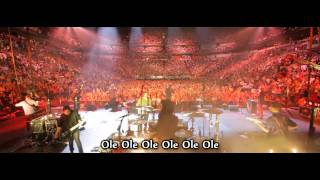 Go - Hillsong United - Live in Miami - with subtitles / lyrics