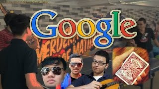 Main Di Kantor Google Indonesia NGAKAK ABIS! (Main Sulap Sama Mbak Niken/Manager Youtube SE ASIA)