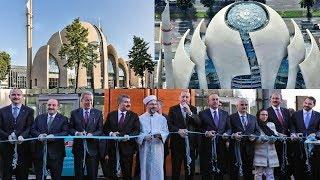В Кельне Эрдоган открыл самую большую мечеть в Германии