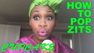 Cupcake's How To Pop Zits Tutorial thumbnail