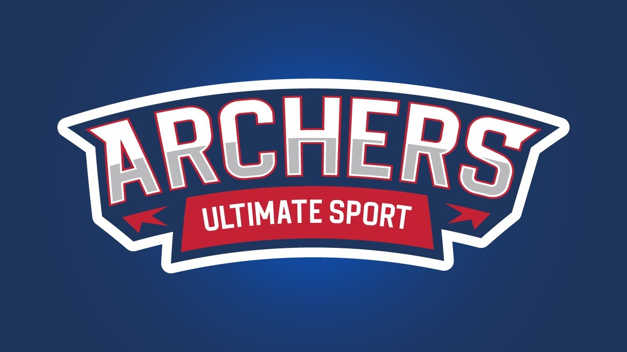 Design a sport logo for archery team Illustrator tutorial
