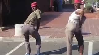 Best dance performance of the street dancers at limpopo,south Africa
