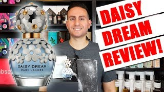 Marc Jacobs Daisy Dream Fragrance / Perfume Review