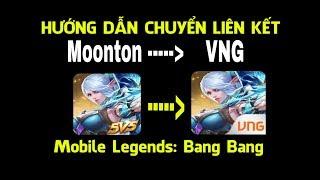 RẤT QUAN TRỌNG: Hướng Dẫn Liên Kết Tài Khoản Moonton về Mobile Legends: Bang Bang VNG