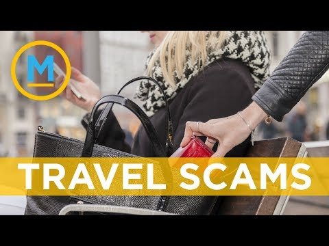 Five travel scams you need to watch out for your on next vacation   Your Morning