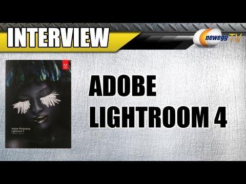 Newegg TV: Adobe Lightroom 4 Interview