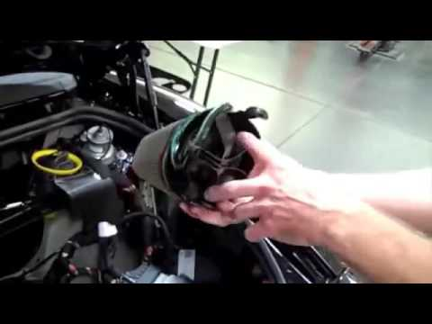 A Look Inside a Porsche Boxster 981