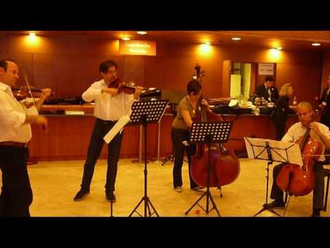 Accademia Nazionale di Santa Cecilia - Quartetto di Archi