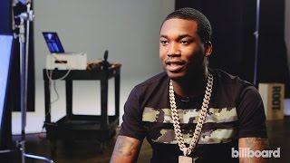 Meek Mill on Prison Time, Taking a $10,000 Etiquette Class and His Relationship With Nicki Minaj