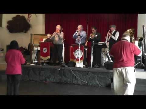 Friendless Blues- Churchill Street Reunion Jazz Band