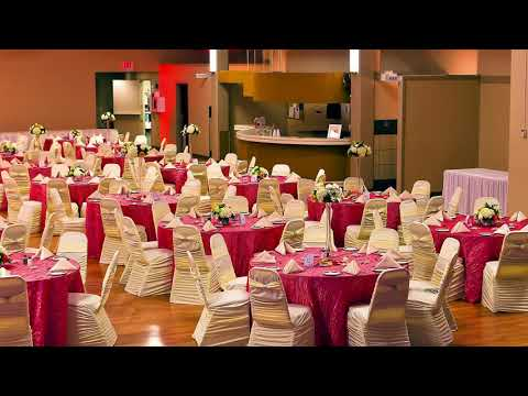 Wedding Decor At The Calgary Shrine Event Centre Youtube