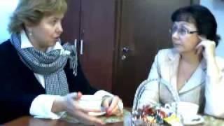 Клуб Директоров -Елена Васильева, директор гимназии 6